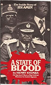 State of blood henry kyemba