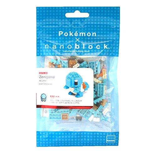 nanoblock Pokemon Squirtle NBPM-004