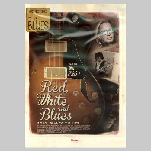 Red White & Blues [DVD] [Import]