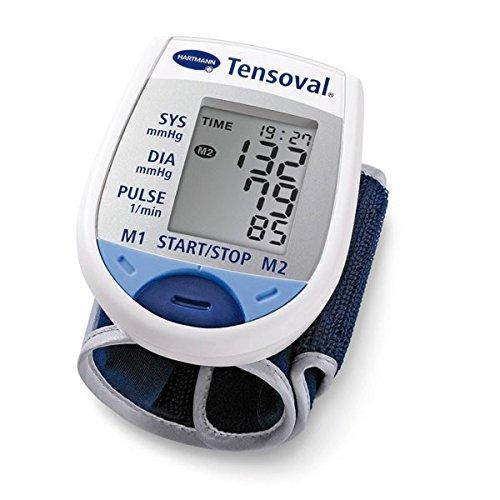 Tensiomètre poignet Hartmann Tensoval Mobil Comfort Air - Autotensiomètre de poignet pour controler son hypertension