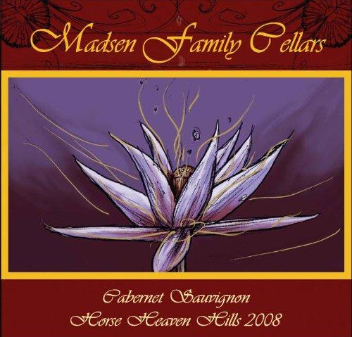 2008 Madsen Family Cellars Horse Heaven Hills Cabernet Sauvignon 750 Ml