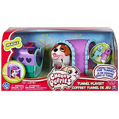 Chubby Puppies The Tunnel Course Playset by Spin Master