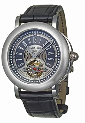 Gerald Genta Arena Tourbillon Men's Automatic Watch ATR-Y-75-913-CN-BD by Gerald Genta