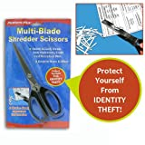 Multi-Blade Shredding Scissor - Paper Shredder
