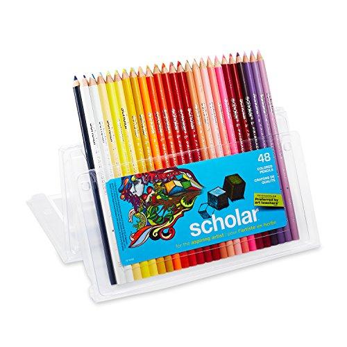 Prismacolor Scholar Colored Pencils, Set of 48 Assorted Colors (92807)
