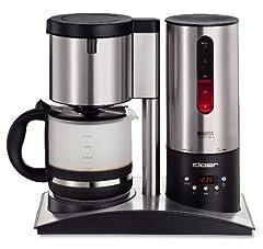 cloer Filter Coffee Maker with BRITA  (ツインタワーコーヒーメーカー) 5739