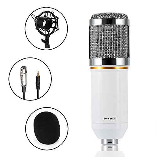 Condenser-Microphone-ABASK-BM-800-Professional-Sound-Studio-Recording-Broadcasting-Microphone-Set-For-Sound-Studio-Recording-Studios-Broadcasting-Stations-Stage-Performances-And-ComputersWhite