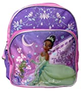 Princess and the Frog Toddler Backpack