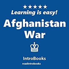 Afghanistan War Audiobook by  IntroBooks Narrated by Andrea Giordani