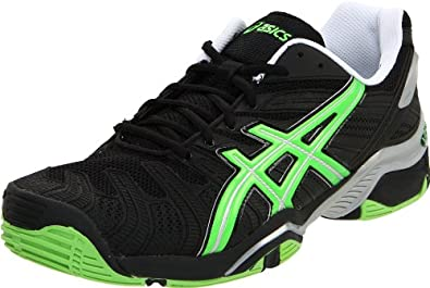 Buy ASICS Mens GEL-Resolution 4 Tennis Shoe by ASICS