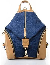 Twach Avantgarde Denim Backpack