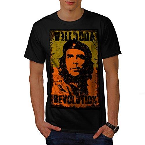 che-guevara-kopf-revolution-herren-neu-schwarz-l-t-shirt-wellcoda
