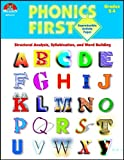 img - for Phonics First, Grades 2-4: Structural Analysis, Syllabication, and Word Building (Phonics First (Milliken)) book / textbook / text book