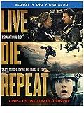 Live Die Repeat: Edge of Tomorrow (Blu-ray + DVD + Digital HD UltraViolet Combo Pack)