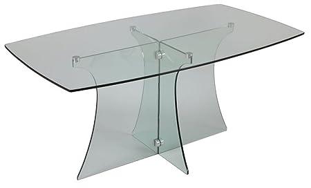 Table de salle, L.160 X l.88 X Ht.75 cm -PEGANE-