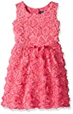The Children's Place Girls' Slvls Rfl Dress, Tropical Rose, 12-18 Months