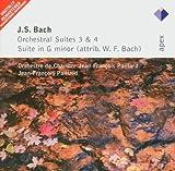 J.S. Bach: Orchestral Suites Vol.2, Suites 3, 4 & 5 Claude Maisonneuve