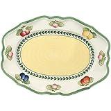 Villeroy & Boch French Garden Fleurence 14-1/2-Inch Oval Platter