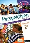 Allemand 2e Perspektiven A2-B1 : Prog...