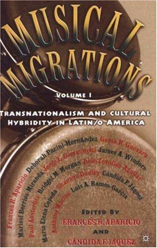Musical Migrations: Transnationalism and Cultural...