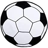 Fiber Reactive Soccer Ball Shaped Towel Trade Show Giveaway