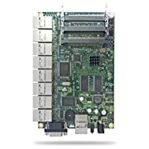 MikroTik Routerboard 493 with Steel Wall Mount Case License Level 4