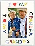 Malden I love my Grandpa Photo Frame - 4 x 6 inches