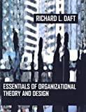img - for Essentials of Organization Theory & Design book / textbook / text book