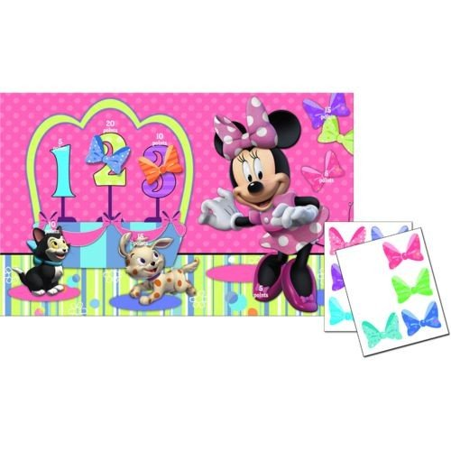 Disney Minnie Mouse Bows Party Game - 1
