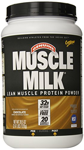 CytoSport Muscle Milk, Chocolate, 1.1kg