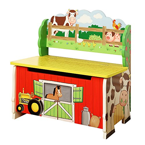 Fantasy-Fields-Sunny-Safari-Storage-Bench