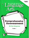 img - for McGraw-Hill Language Arts: Comprehensive Assessment: Written Response: Grade 3 book / textbook / text book