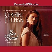 Fire Bound Audiobook by Christine Feehan Narrated by Carol Monda