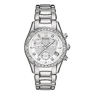 Bulova Chronograph Ladies Watch 96R134
