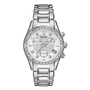 Bulova Chronograph Ladies Watch 96R134