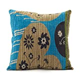 Recycled Cotton Cushion Cover - Assorted Designs