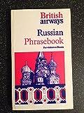 BRITISH AIRWAYS RUSSIAN PHRASEBOOK.