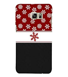 Red Flower Fashionable 3D Hard Polycarbonate Designer Back Case Cover for Samsung Galaxy Note 7 : Samsung Galaxy Note 7 N930G : Samsung Galaxy Note 7 Duos