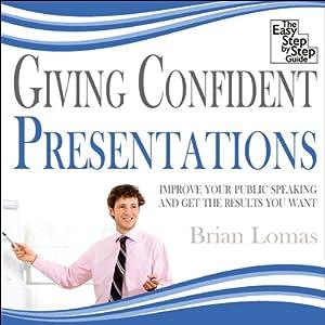 Giving Confident Presentations Audiobook