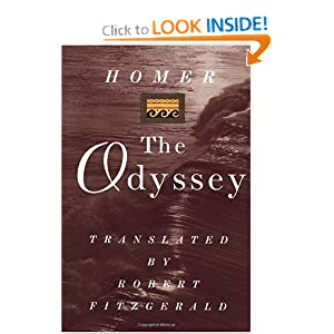 a review of robert fitzgeralds translation of the odyssey Study guide for jerome lawrence and robert e lees inherit the  scott fitzgeralds the great gatsby study guide a  odyssey sparknotes literature guide a study.