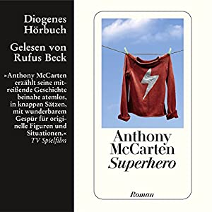 Superhero Hörbuch