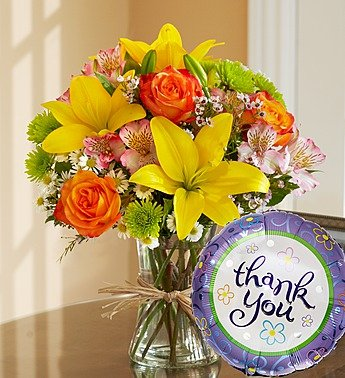 1800Flowers - Fields Of Europe Thank You - Fields Of Europe Thank You-Medium front-896204