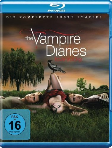 The Vampire Diaries - Staffel 1 [Blu-ray]