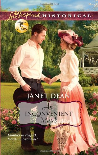 Image for An Inconvenient Match (Love Inspired Historical)