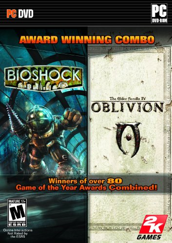 Bioshock / The Elder Scrolls IV: Oblivion