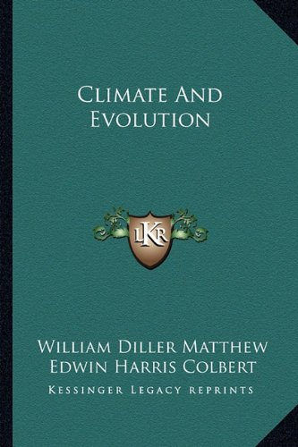 Climate and Evolution