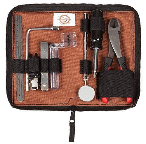 Fender 0990526000 - Kit utensili per chitarra acustica