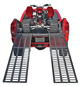 "94.5"" Black Widow Extra Wide ATV Off-Road Loading Ramps"