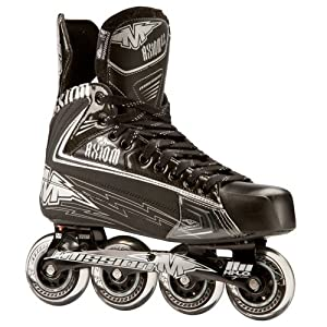Mission Axiom A2 Roller Hockey Skate - Senior (10)