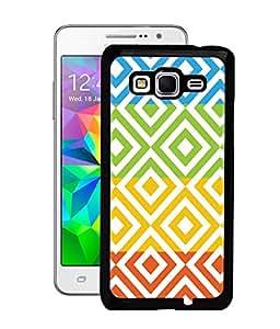 Fuson 2D Printed Pattern Designer Back Case Cover for Samsung Galaxy Grand Prime - D993